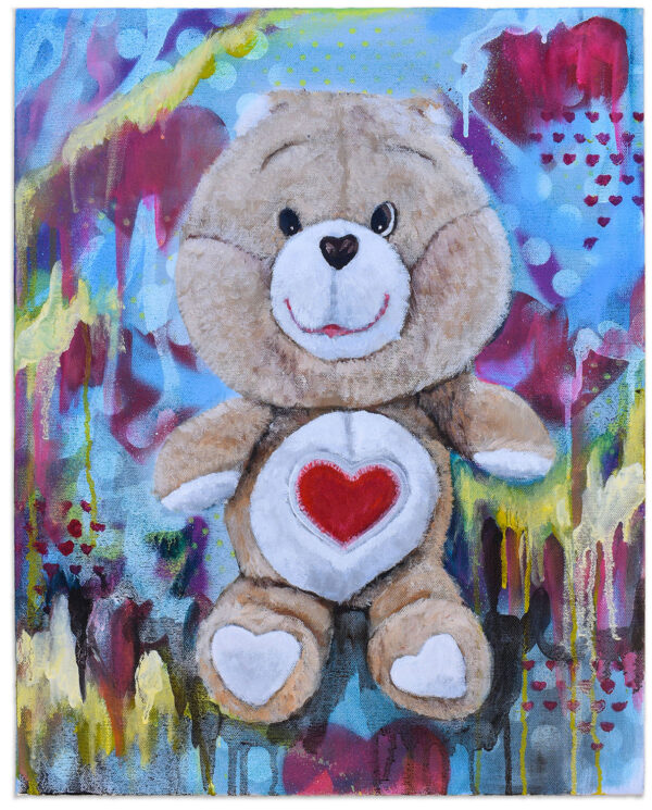 """Bearing my Heart 