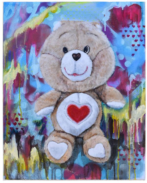 "Bearing my Heart | 16""x20"" | Oil on Canvas"